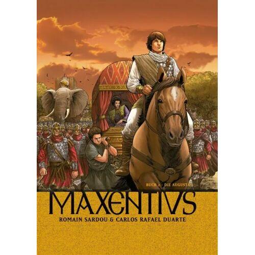 Maxentius 2 - Augusta