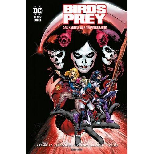 Birds of Prey - Das Kartell der Teufelsbräute