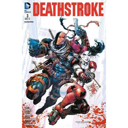Deathstroke 3 (2015) - Nicht ohne seine Tochter