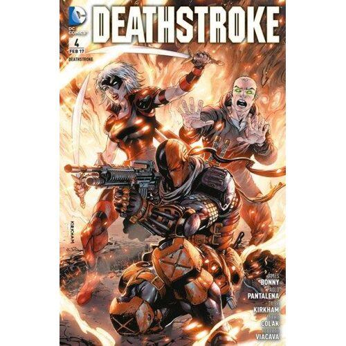Deathstroke 4 (2015) - Pakt mit dem Teufel