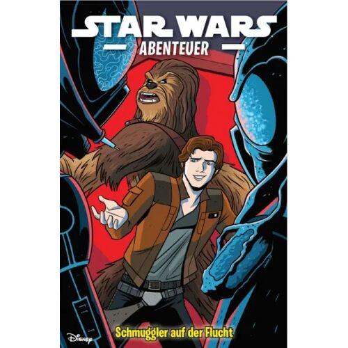 Star Wars Abenteuer 5 - Schmuggler auf der Flucht