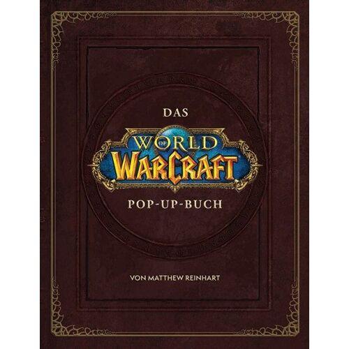 World of Warcraft - Pop-Up Buch