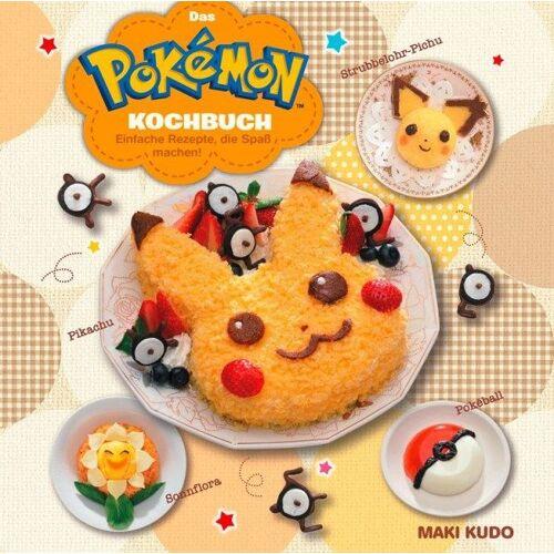 Pokémon - Das offizielle Kochbuch - Koch sie dir alle