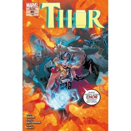 Thor 5 - Krieg des Thors