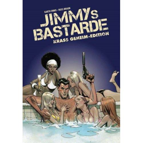 Jimmys Bastarde Deluxe-Collection