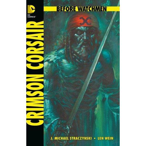 Corsair Before Watchmen - Crimson Corsair