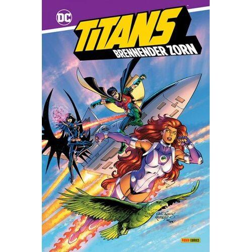 Titans - Brennender Zorn Hardcover