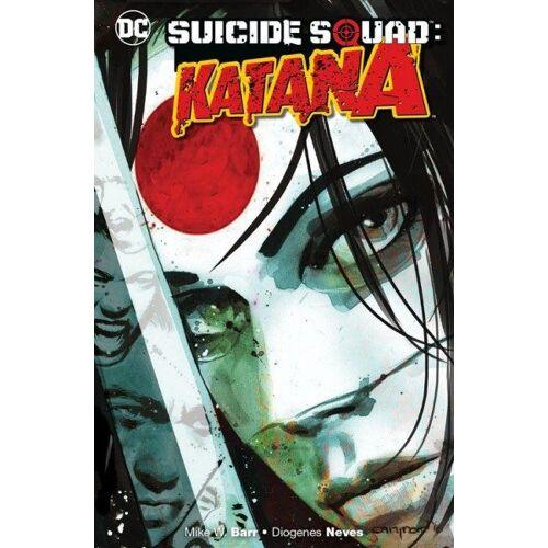 Suicide Squad - Katana