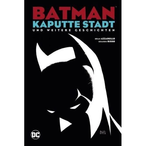 Batman - Kaputte Stadt und weitere Geschichten Hardcover