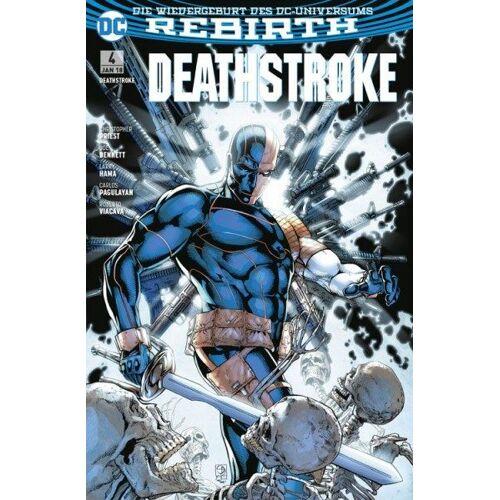 Deathstroke 4 (2017) - Dämmerung