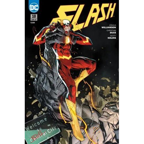 Flash 10 - Eiskaltes Bündnis
