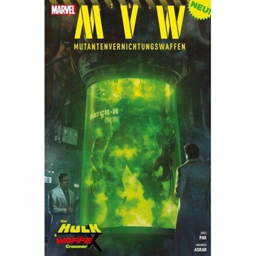 MVW - Mutantenvernichtungswaffen