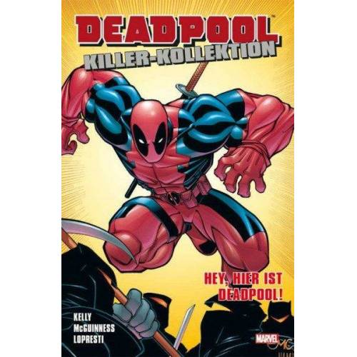 Deadpool Killer-Kollektion 2 - Hey, hier ist Deadpool!