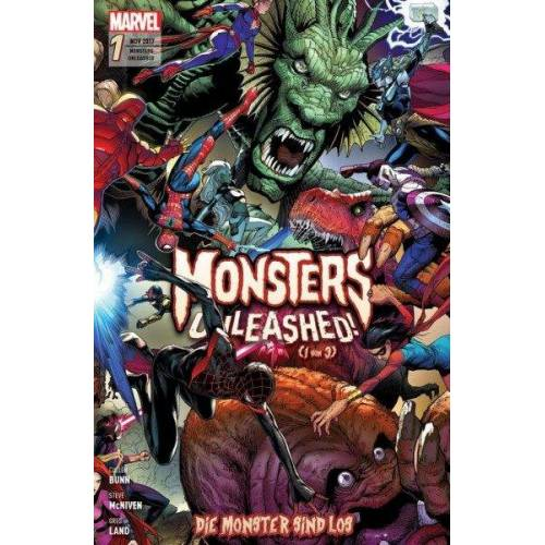 Monster Cable Monsters Unleashed - Die Monster sind los 1