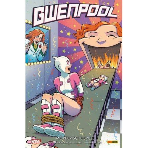 Gwenpool 3 - Mörderische Spiele
