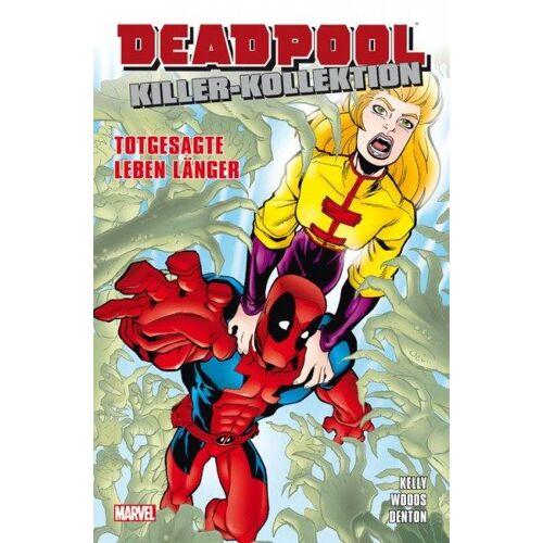 Deadpool Killer-Kollektion 4 - Totgesagte leben länger