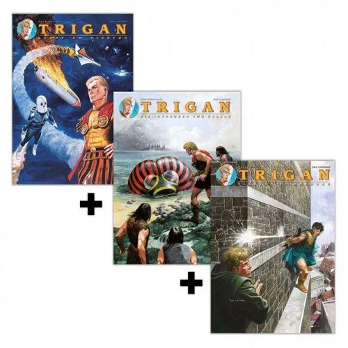 Trigan - Bundle 1-3