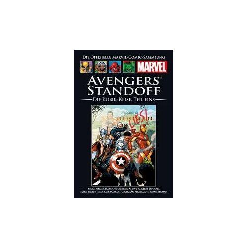 Hachette Marvel Collection 166 - Avengers Standoff - Die Kobik-Krise, Teil I