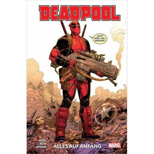 Deadpool Paperback 1 - Alles auf Anfang
