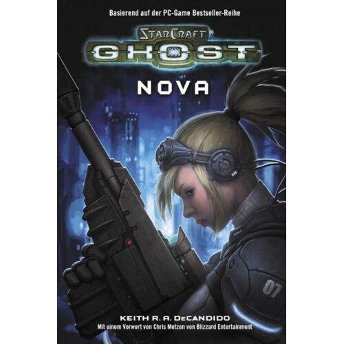 StarCraft Ghost - Nova