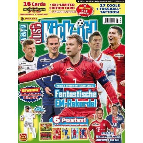 Just Kick-it! Magazin 05/21