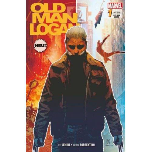 Old Man Logan 1 - Berserker