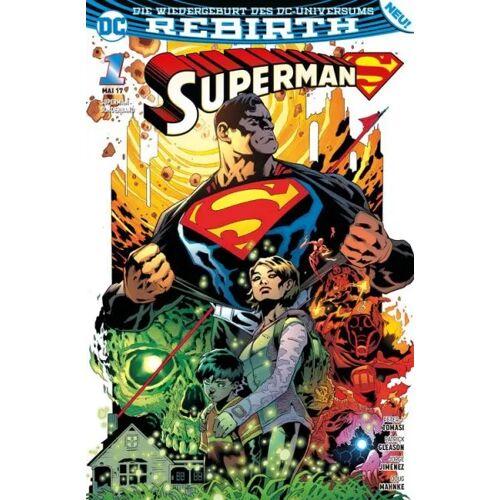 Superman Sonderband 1 - Der Sohn von Superman