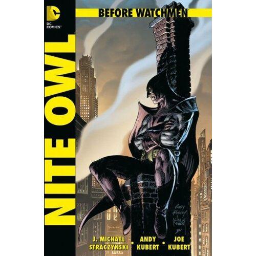 Before Watchmen - Nite Owl