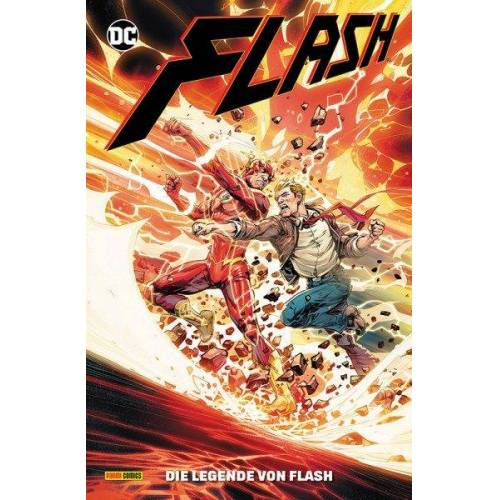 Flash 15 - Die Legende von Flash
