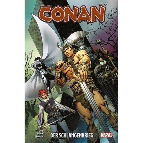 Conan - Der Schlangenkrieg