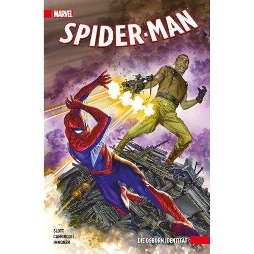 Spider-Man - Bd. 5 - Die Osborn Identität