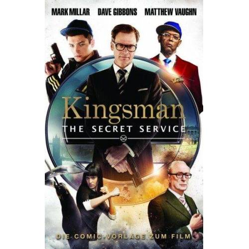 Kingsman 1 - Secret Service
