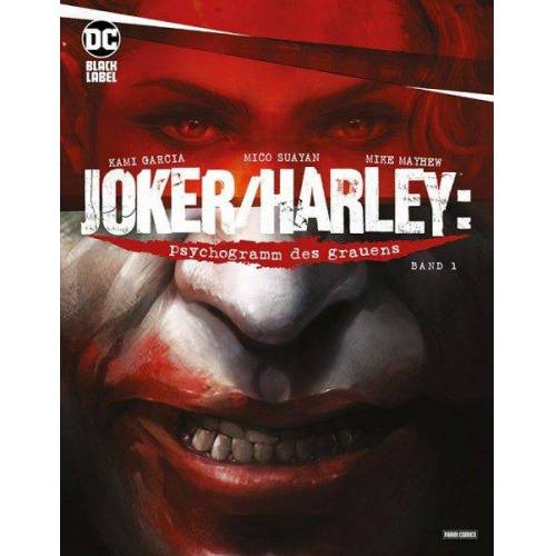 Joker/Harley - Psychogramm des Grauens 1