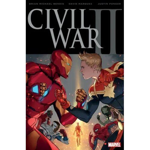 Civil War II (Englisch)