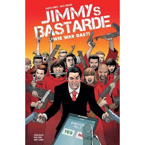 Jimmys Bastarde 2 - Wie war das?!