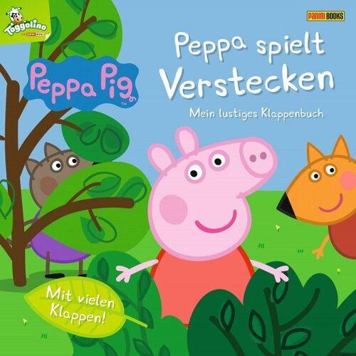 Peppa Pig - Peppa spielt Verstecken