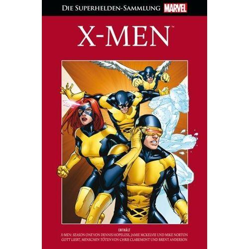 Die Marvel Superhelden Sammlung 8 - X-Men