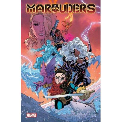 Marauders 1 - X-Men auf hoher See Variant