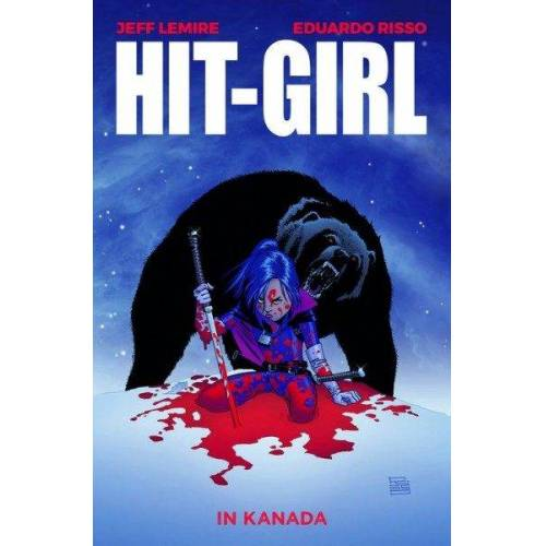 Hit-Girl in Kanada