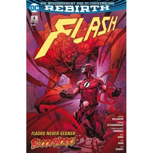 Flash 6 - Negativ-Flash