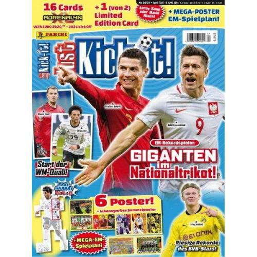 Just Kick-it! Magazin 04/21
