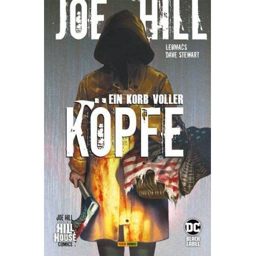 Joe Hill - Ein Korb voller Köpfe