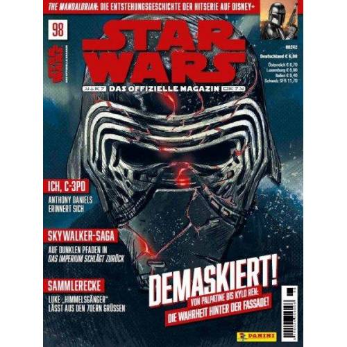 Star Wars - Das offizielle Magazin 98