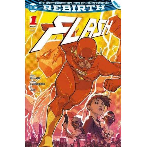 Flash 1 - Die Flash-Akademie