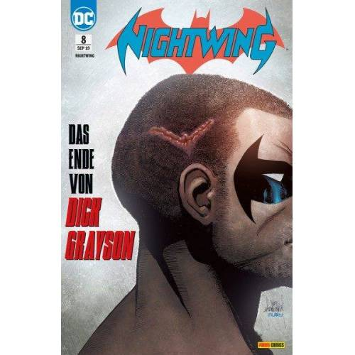 Nightwing 8 - Das Ende von Dick Grayson