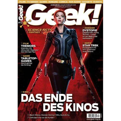 Geek! 52