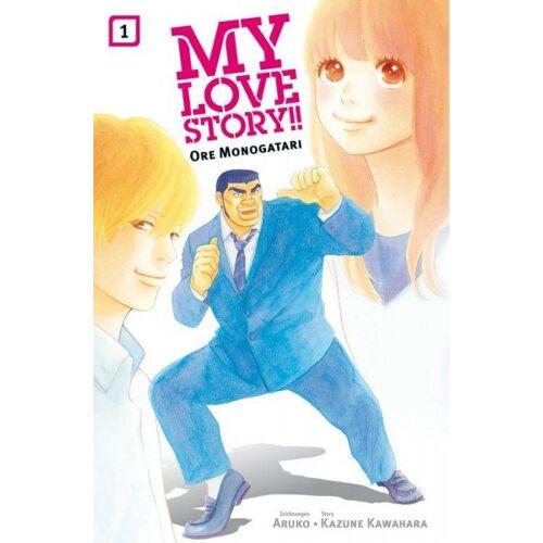 My Love Story! Ore Monogatari 1