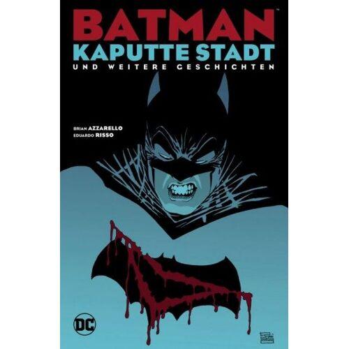 Batman - Kaputte Stadt und weitere Geschichten