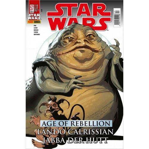 Star Wars 57 - Age of Rebellion - Jabba der Hutt & Lando Calrissian - Kiosk A...
