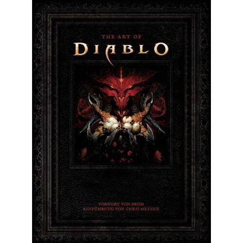 ART The Art of Diablo
